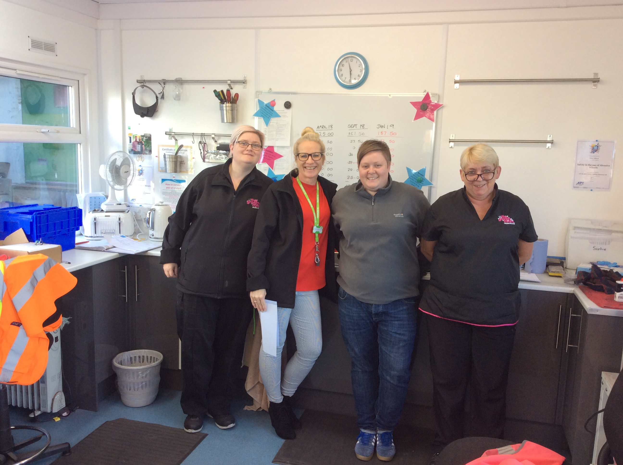 My pleasurable visit to Anna Cotterill- Pets at Home