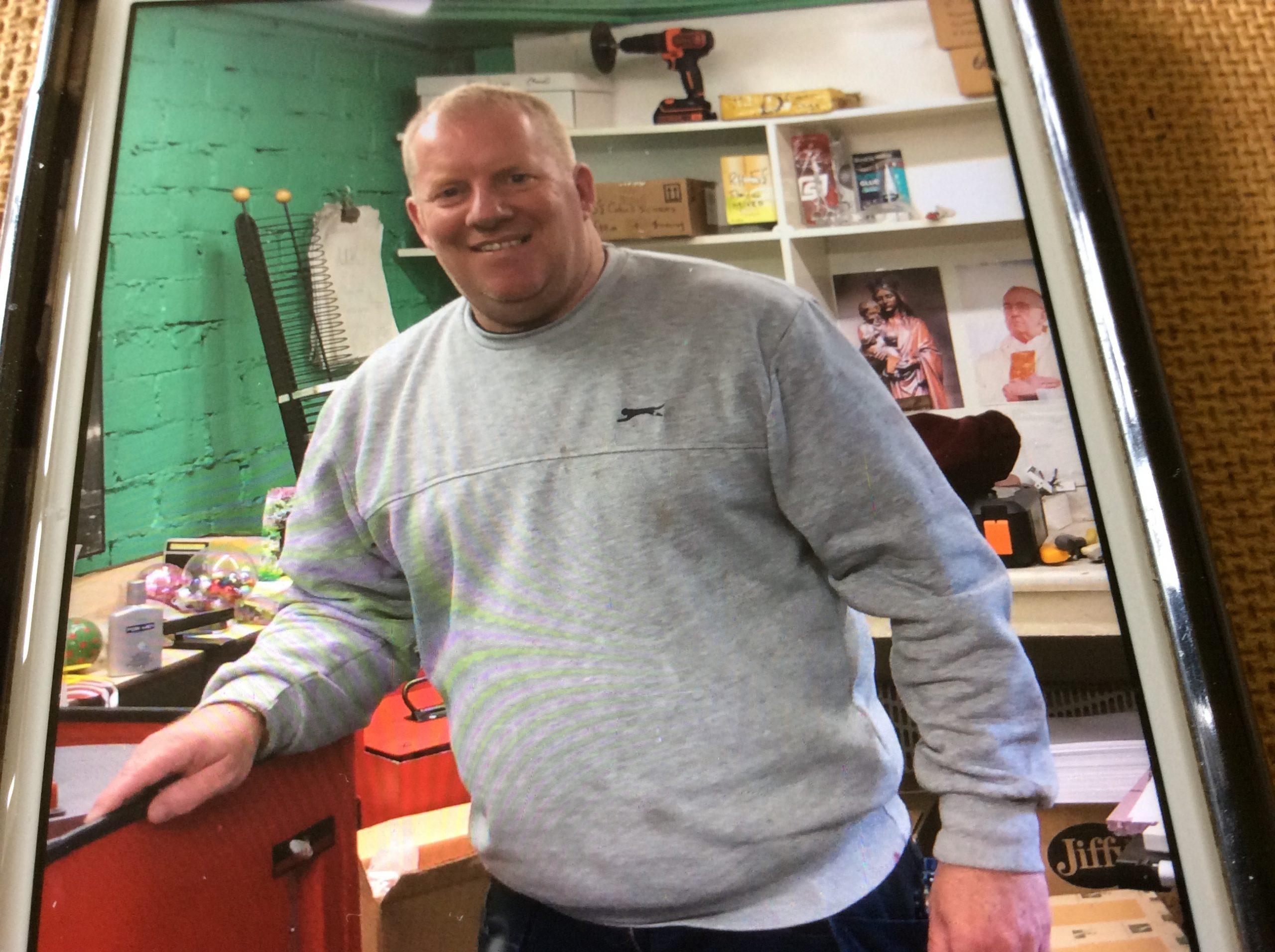 Lee Rhodes new Sharpener in Scarborough Yorkshire